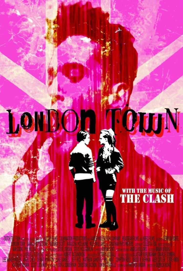 Лондон-Таун (London Town, 2016)