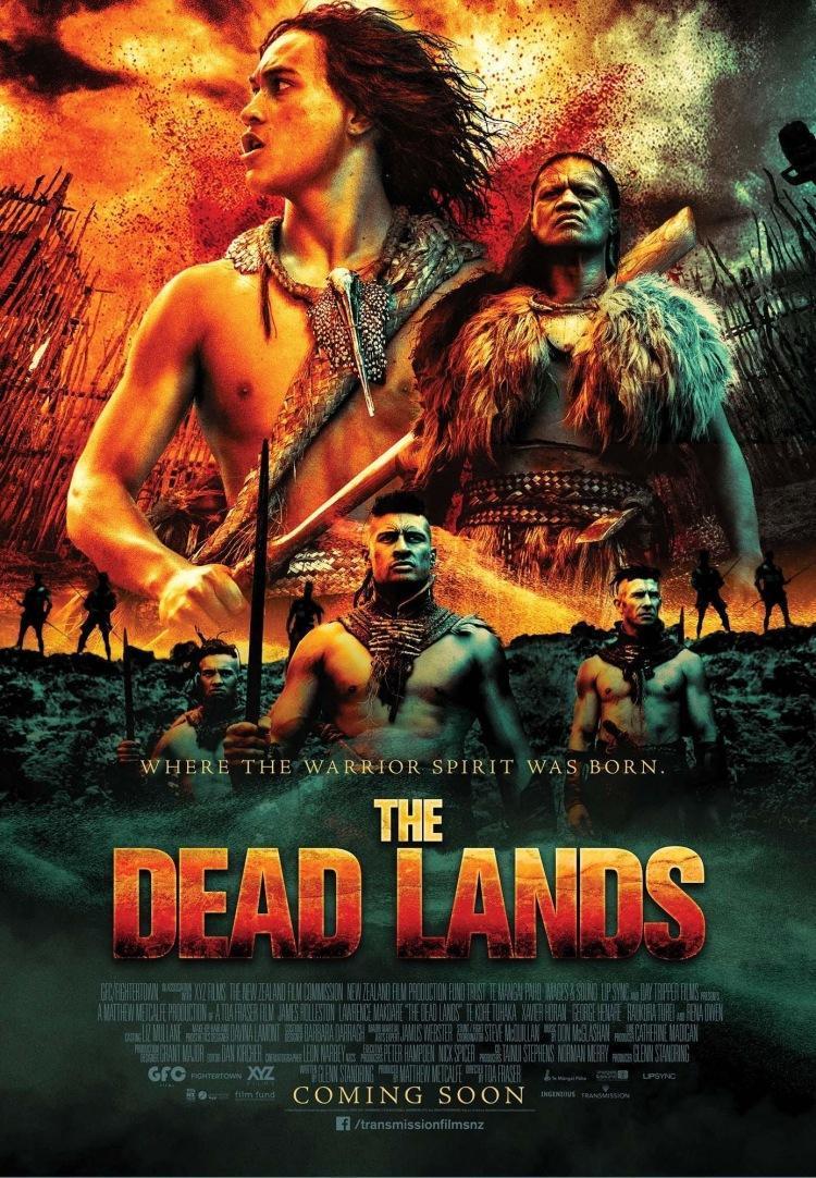 Мертвые земли / Wastelander (2018)