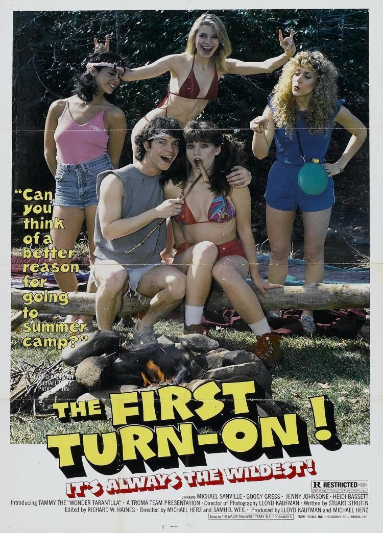 Смотреть фильм Первые сексуальные опыты / The First Turn-On!! (1983)