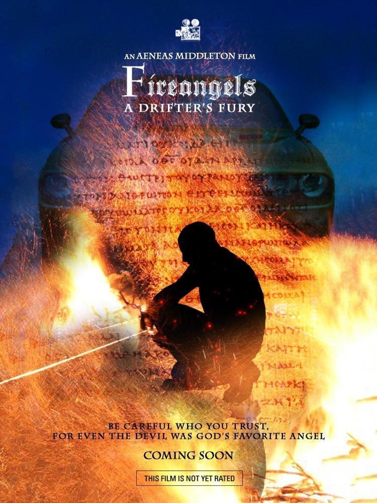 Fireangels a drifter's fury фильм 2018