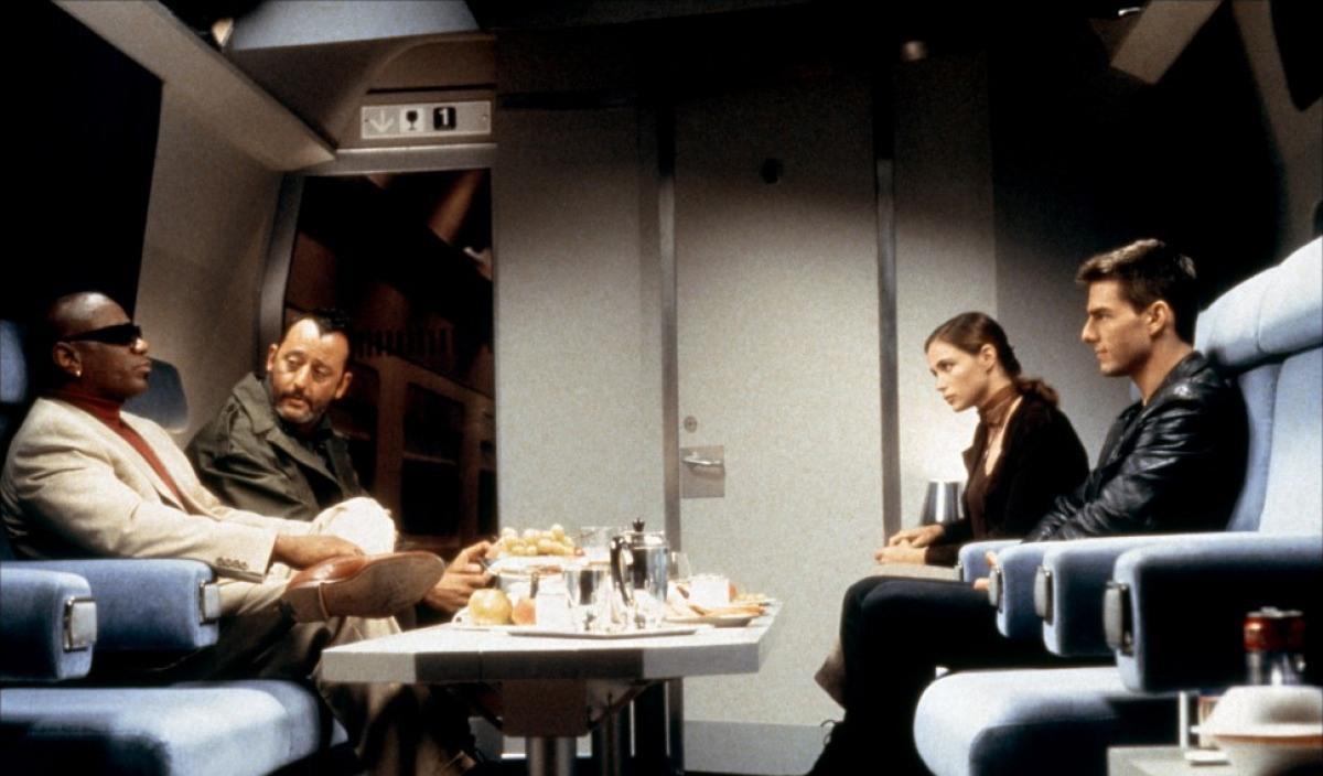 Миссия невыполнима 4 актеры и роли