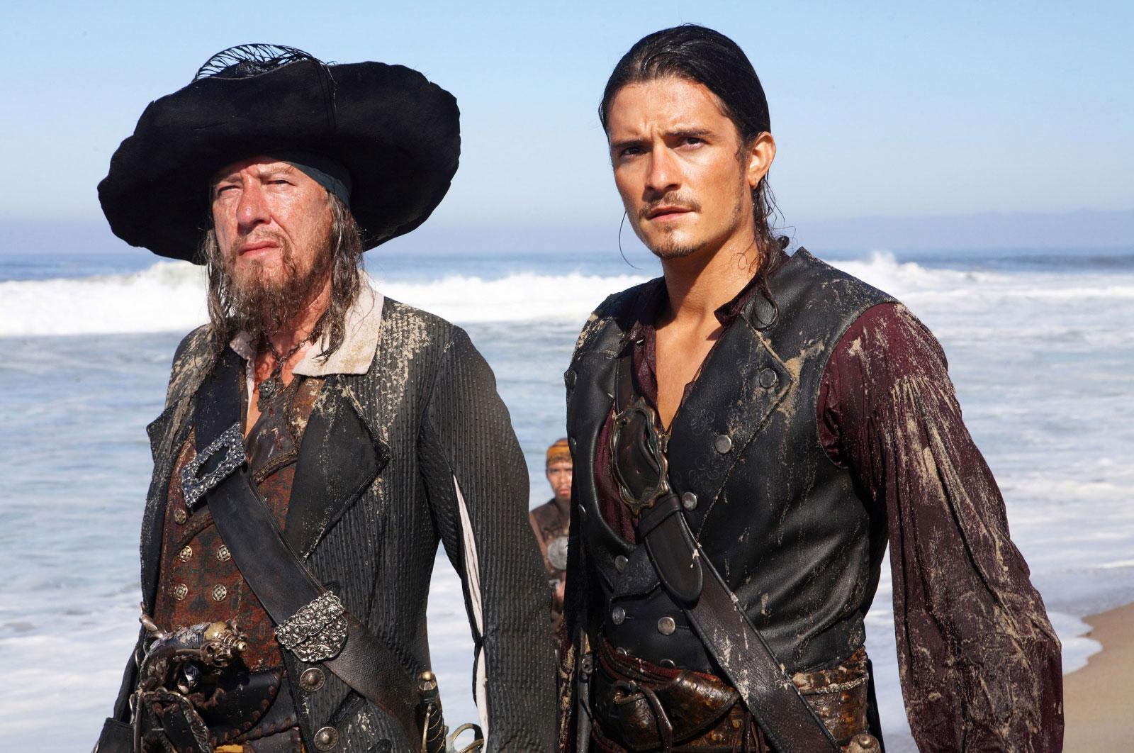 Пираты карибского моря актеры фото