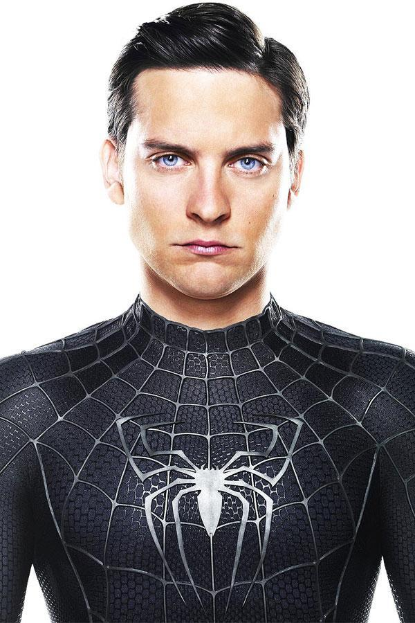 Главный актер нового человека паука губка боб 10 игра