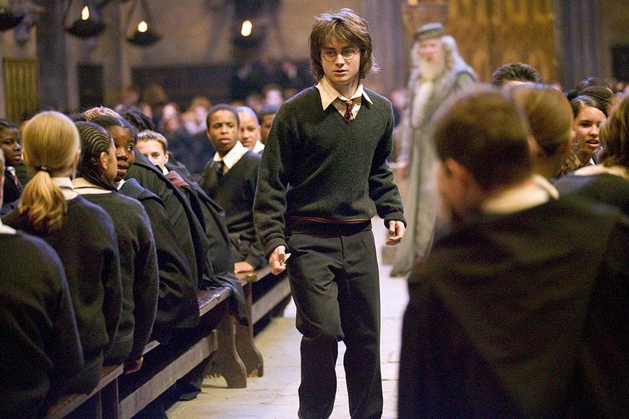 Гарри поттер и кубок огня актер кристен стюарт и роберт паттинсон что после сумерек