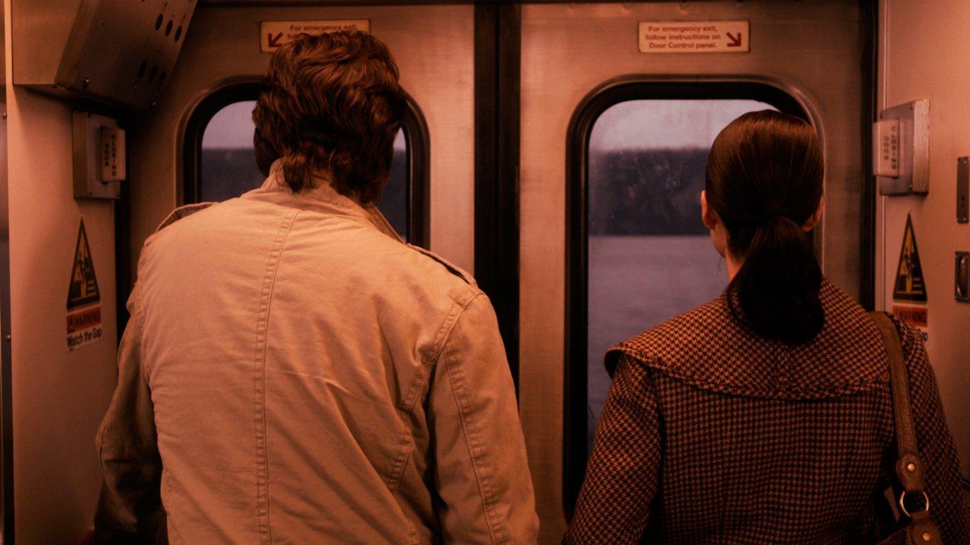 Фильм о новом годе в поезде