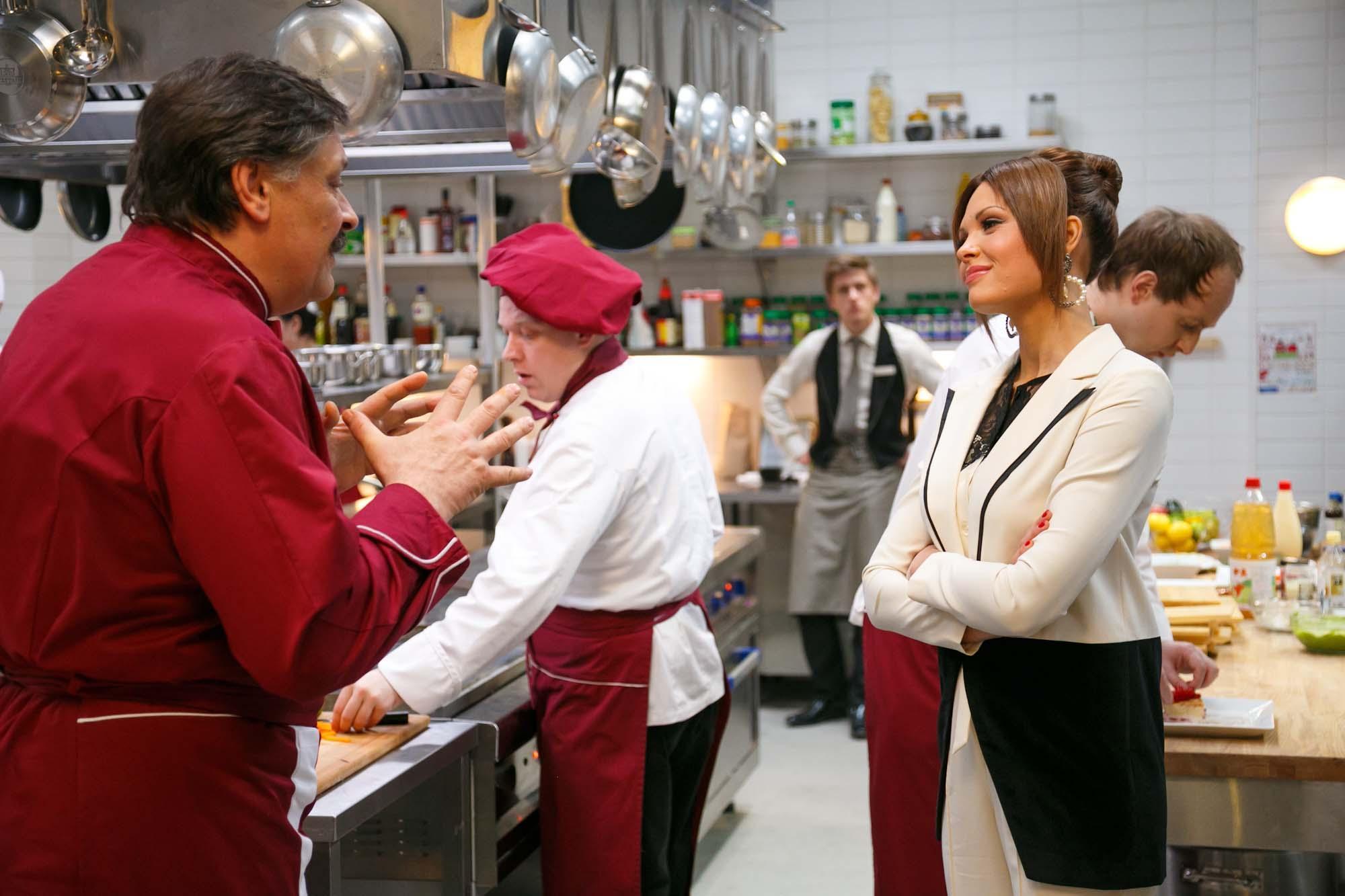 кухня актёры 2 сезон