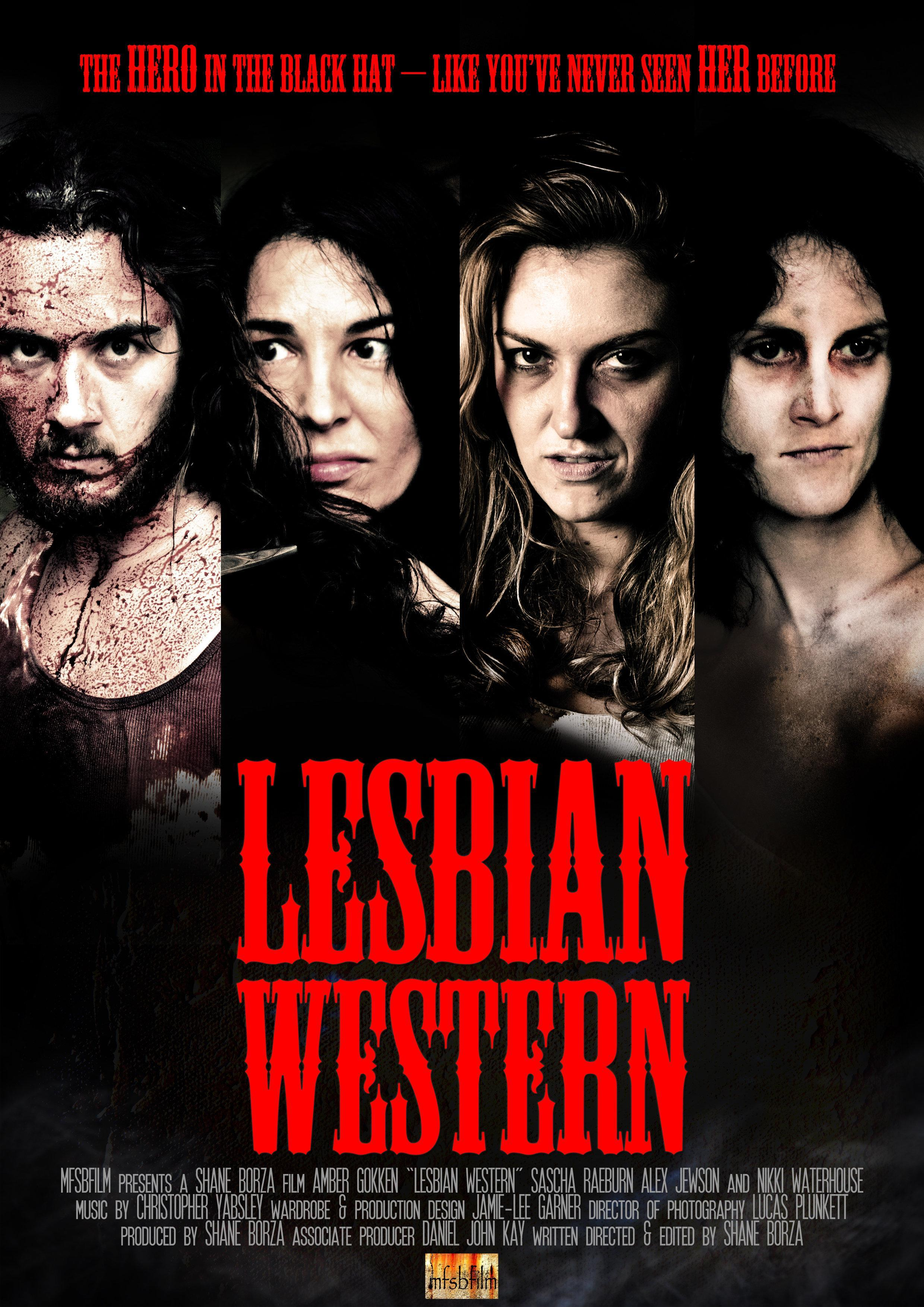 Lesbian action film