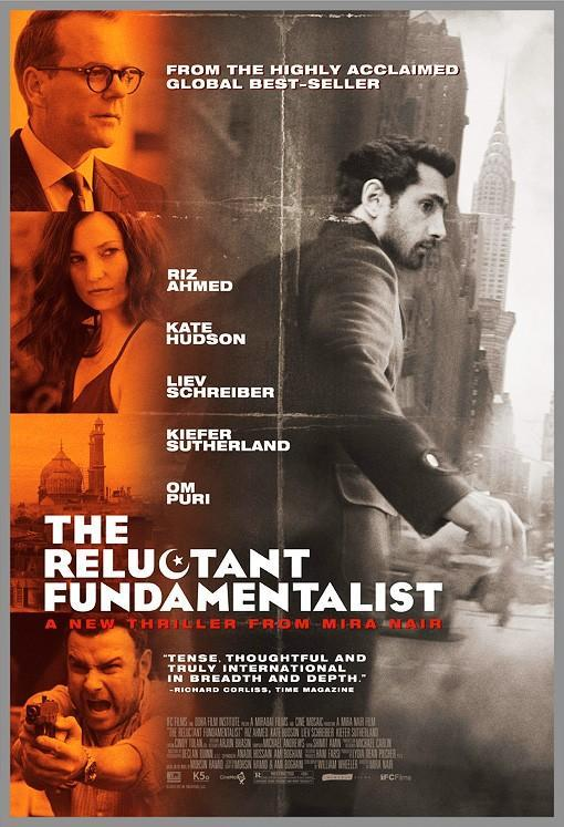 the reluctant fundamentalist changes in