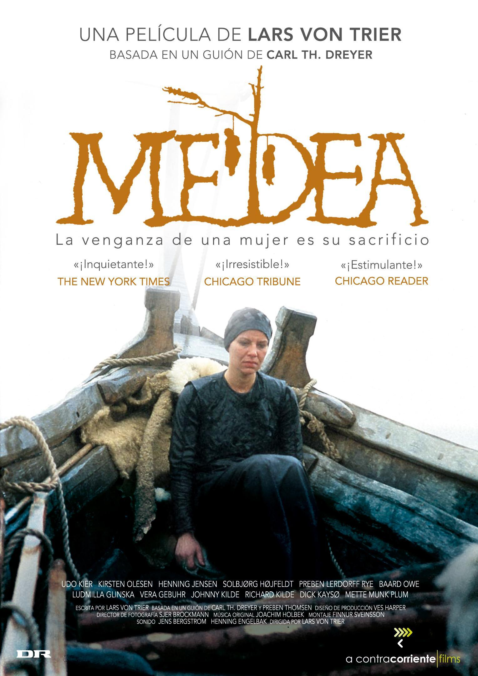 the importance of a given promise in the play medea