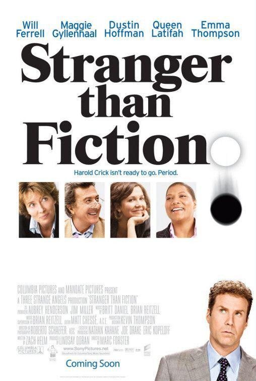 love can change one for the better in stranger than fiction a movie by marc foster