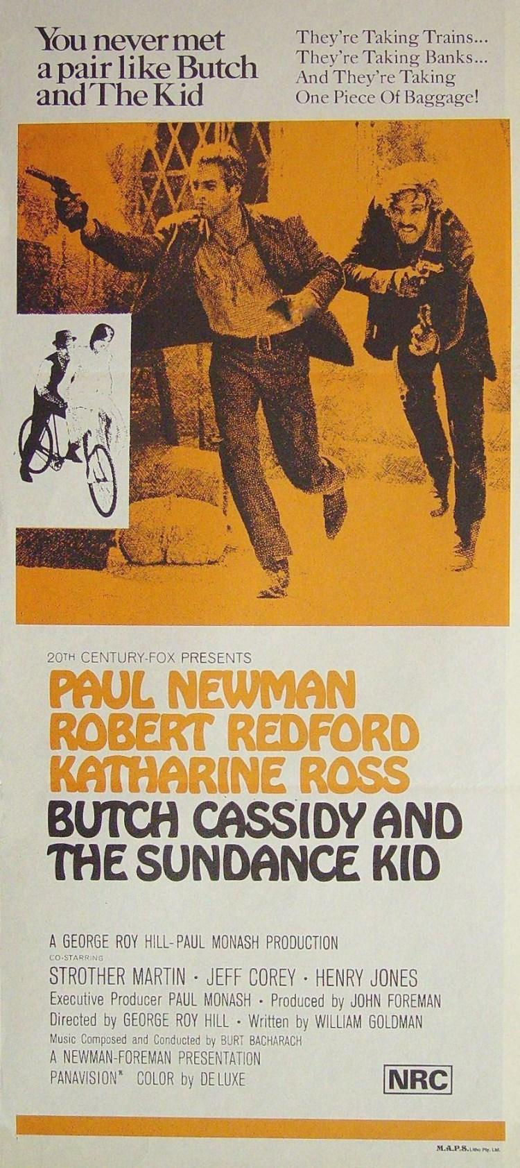 butch cassidy and the sundance kid essay In butch cassidy and the sundance kid there's that great bit about the super-posse that chases in a sublime and devastating essay for the independent.