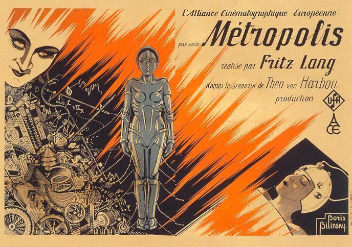 contexts of metropolis and 1984
