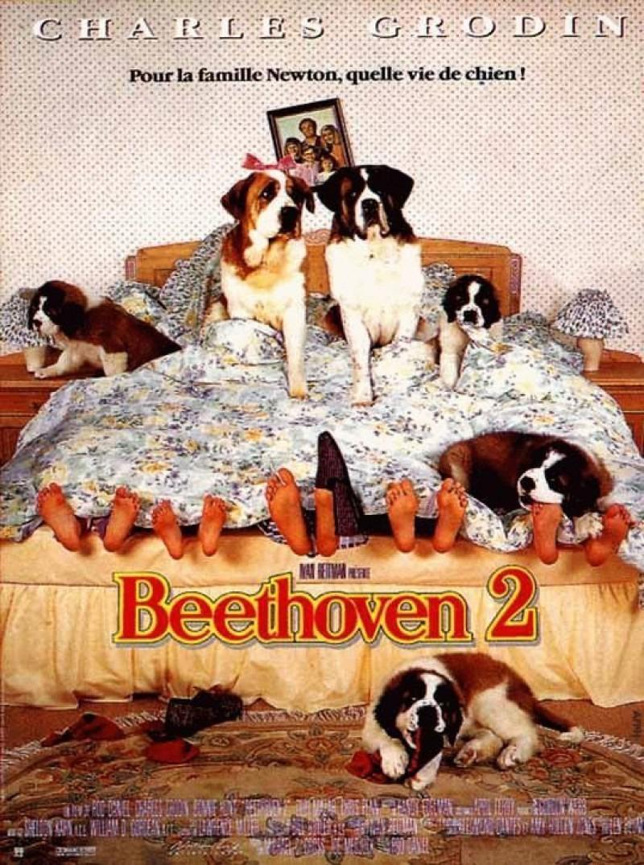 «Смотреть Бетховен Онлайн 2» / 1989