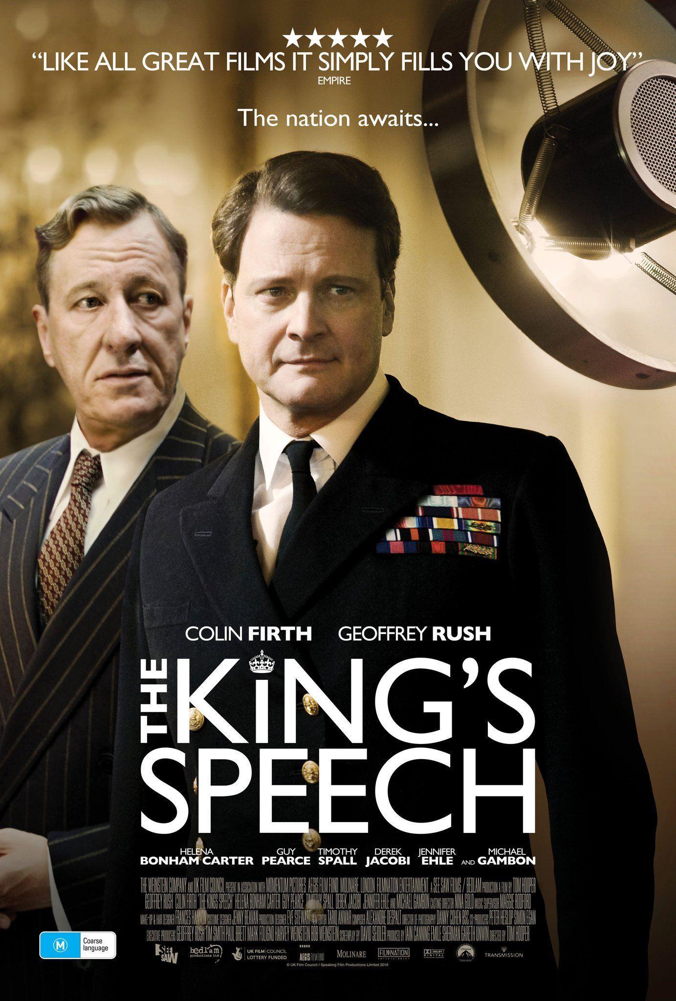 kings speech