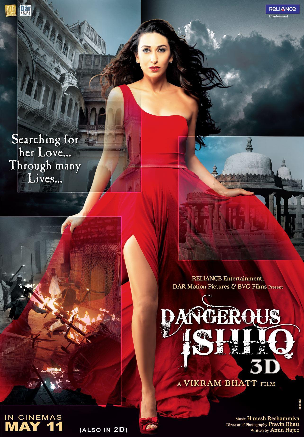 dangerous ishq songs - HD1284×1842
