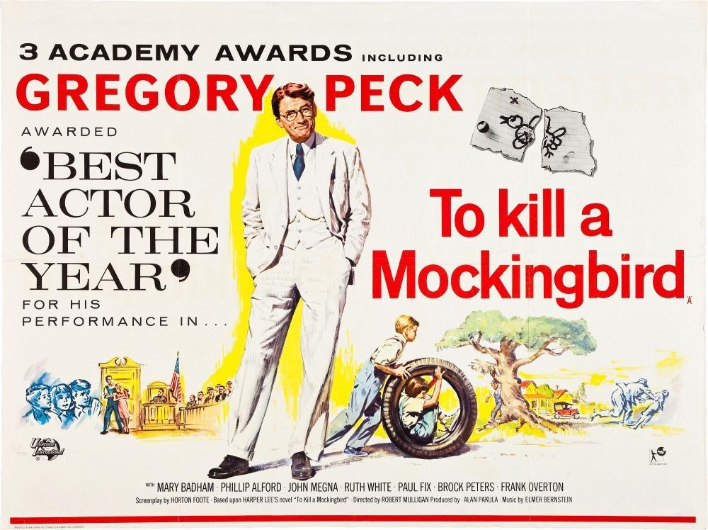 an analysis of the film to kill a mockingbird
