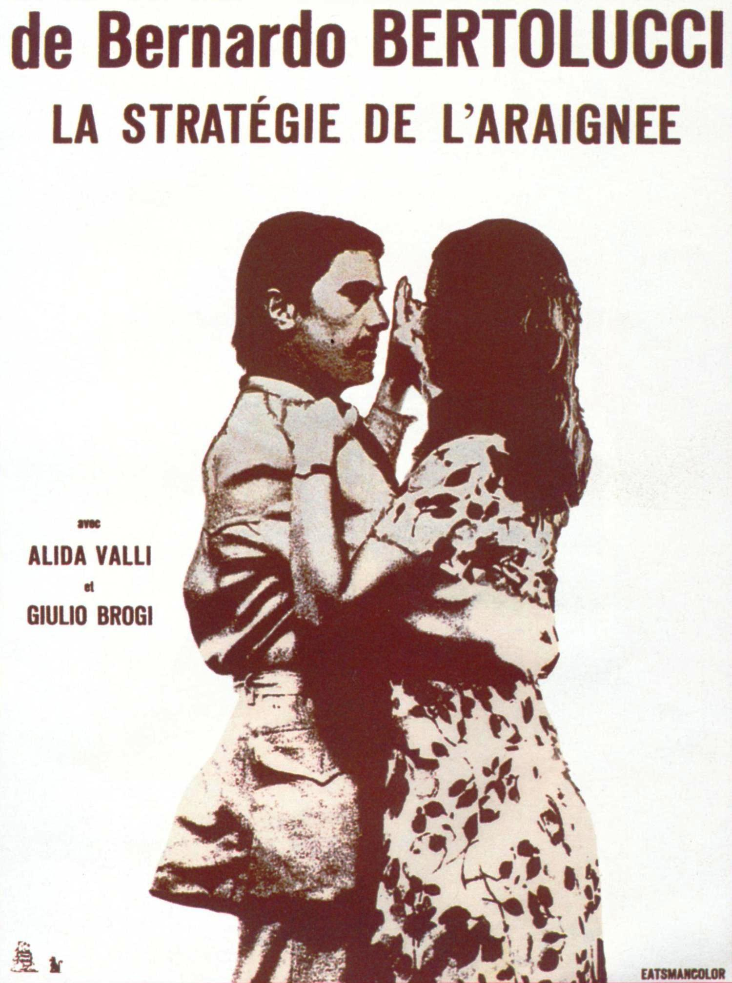 a comparison of bernardo bertoluccis movie the spider stratagem and jorge louis borges the theme of
