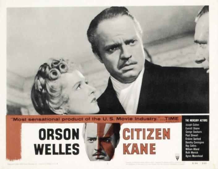 an analysis of the film citizen kane by orson wells