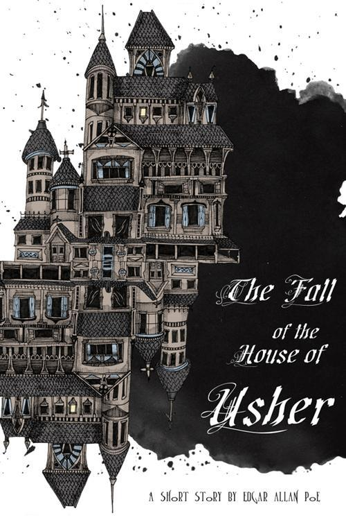 an analysis of the effect of terror in the fall of the house of usher a short story by edgar allan p