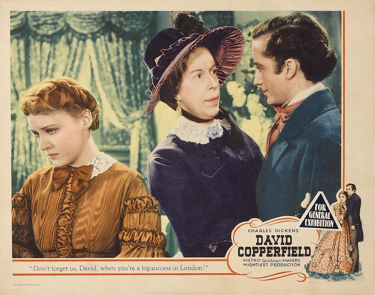 an overview of the story of david copperfield in the movie david copperfield