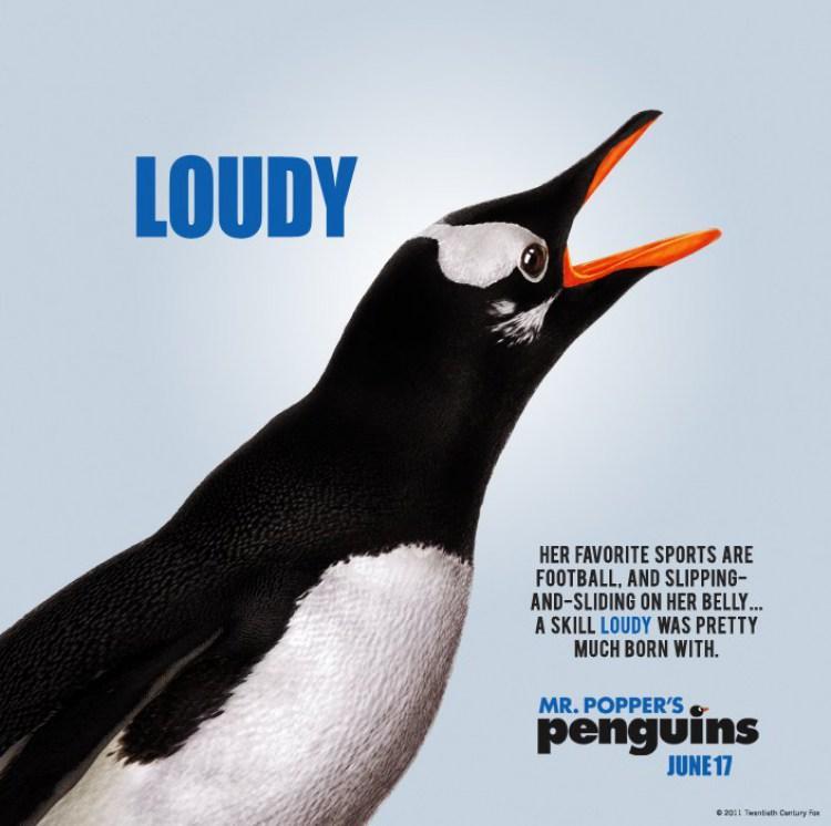 пингвин поппера