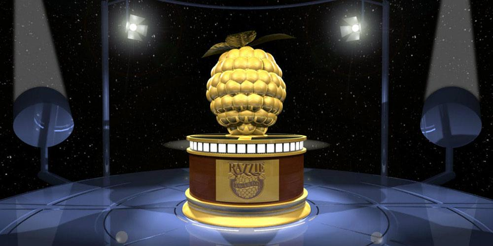 Победители антипремии «Золотая малина»