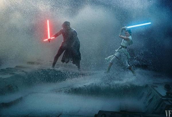 Появились первые кадры со съемок «Звездных войн: Скайуокер. Восход»