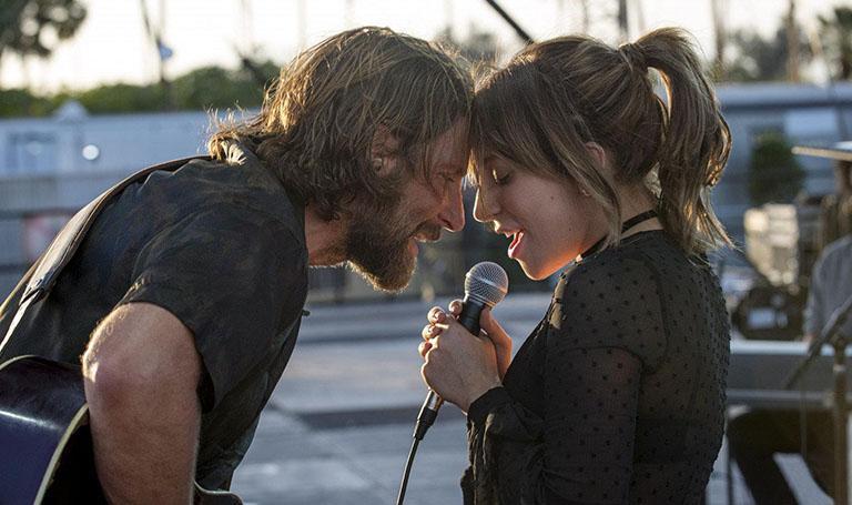 Кадр из фильма «Звезда родилась»
