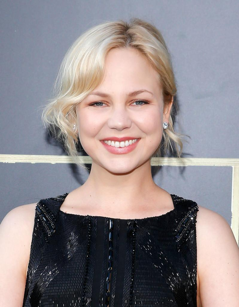 Adelaide Clemens Nude Photos 78
