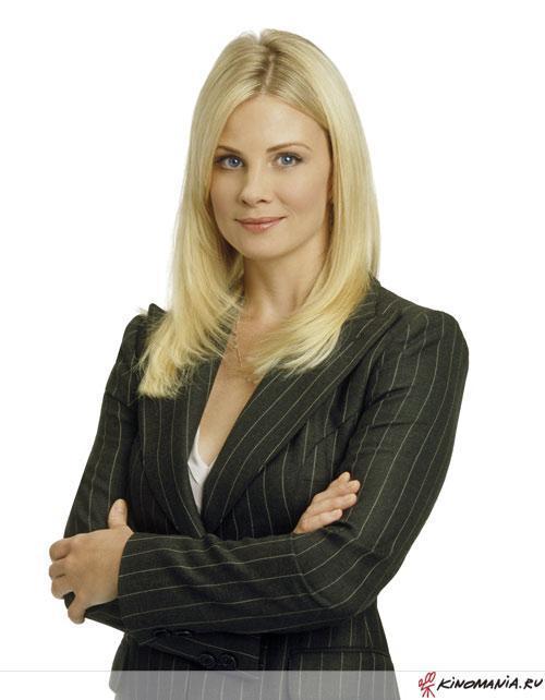 Моника Поттер актер