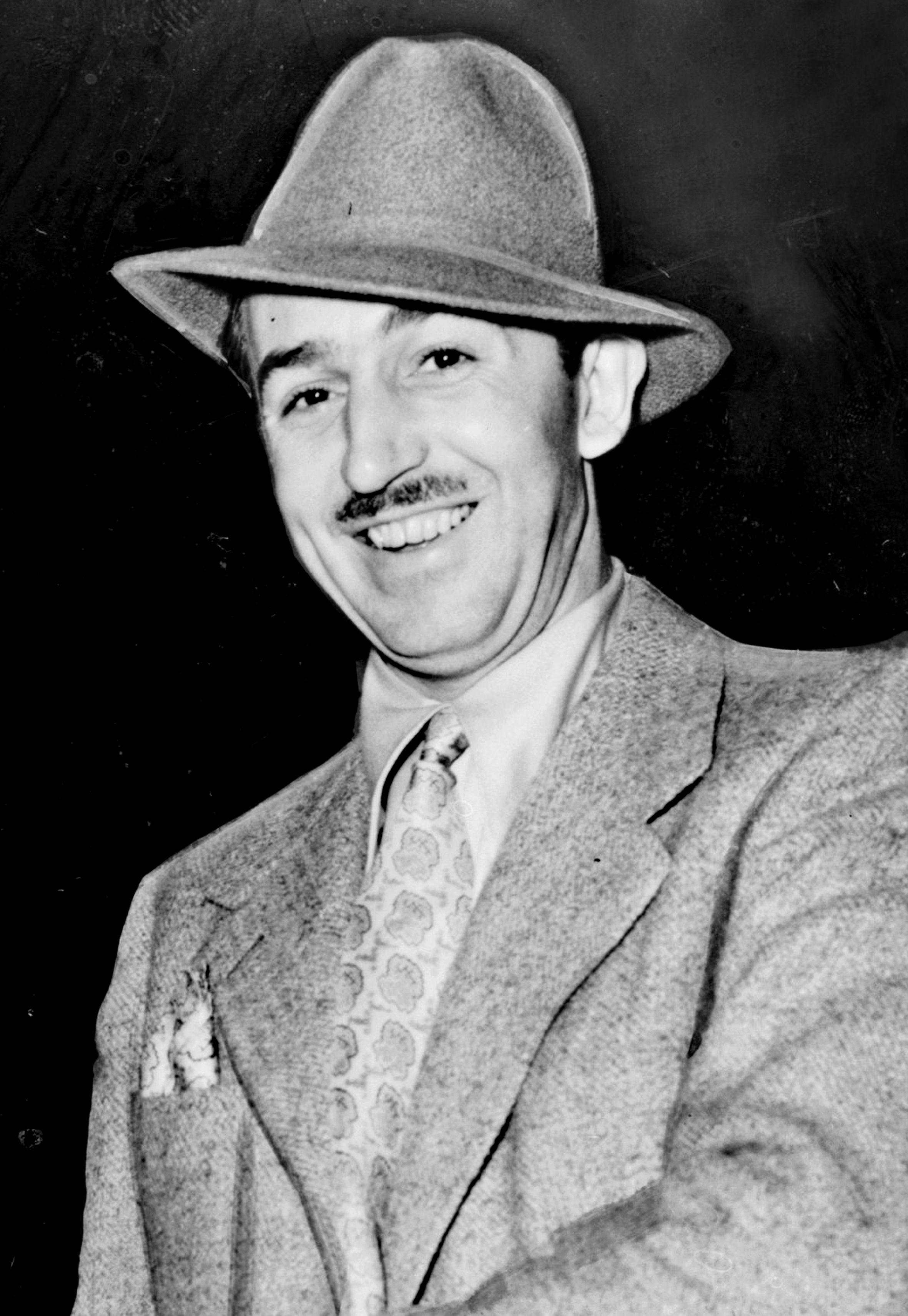walt disney a man of visualization essay