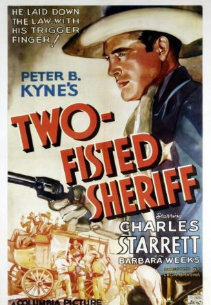Two-Fisted Sheriff