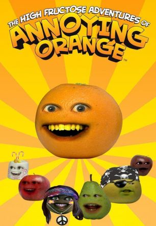 High Fructose Adventures of Annoying Orange
