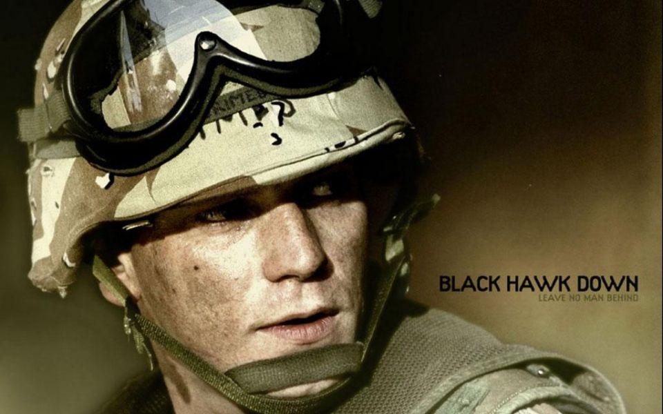 black hawk down essays