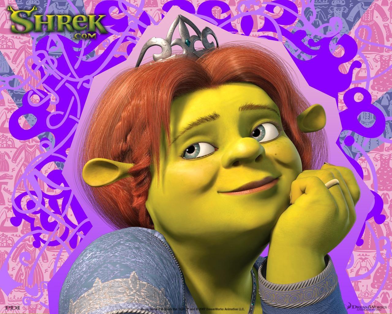 Fiona de de ogra shrek desnuda naked clip